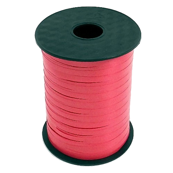 Red Curling Ribbon - 100 yd / 91.4m Product Image