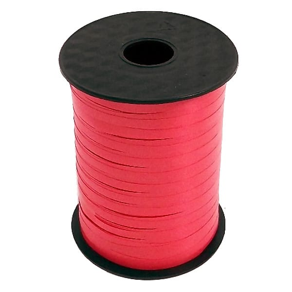 Red Curling Ribbon - 500 yd / 457m Product Image