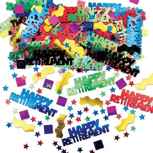 Rockin Retirement Table Confetti 14 Grams Product Image