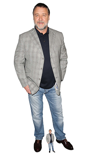 Russell Crowe Lifesize Cardboard Cutout 183cm Product Image