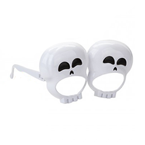 Scary Ghost Glasses Halloween Fancy Dress