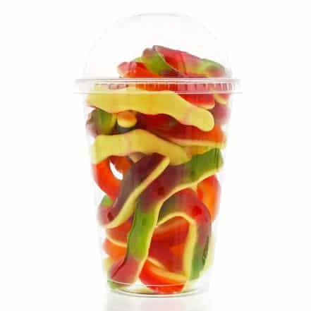 Scary Snakes Jelly Sweets - 12 oz Product Image