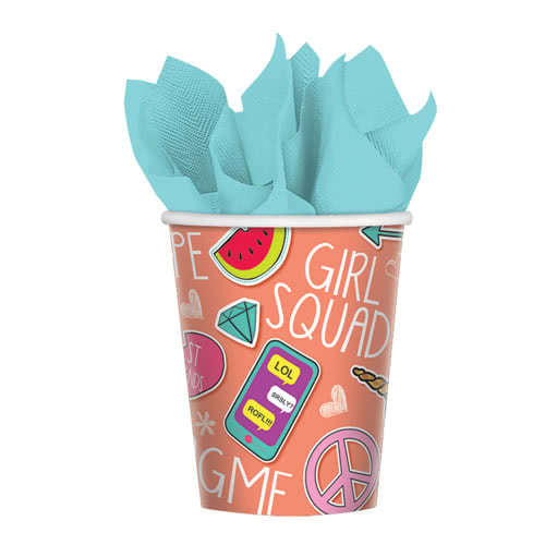 Selfie Celebration Paper Cup 266ml