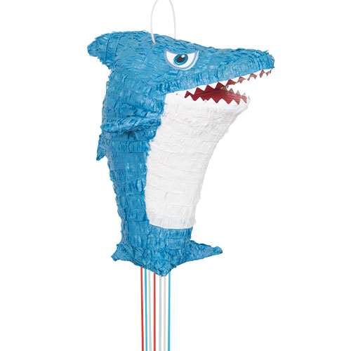 Shark 3D Pull String Pinata