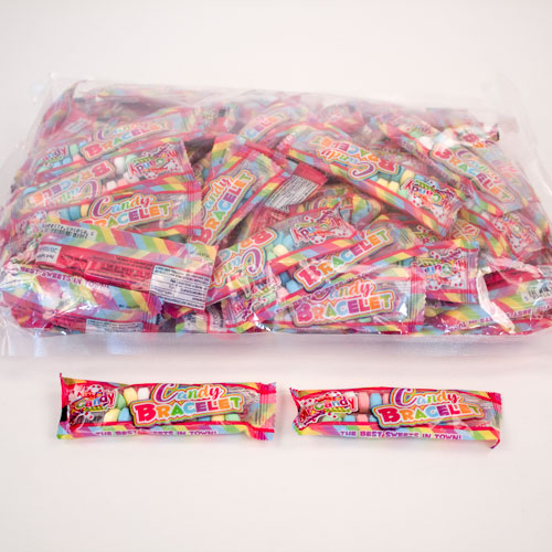 Sherbet Candy Bracelet Sweets 10 Grams - Pack of 100 Product Image