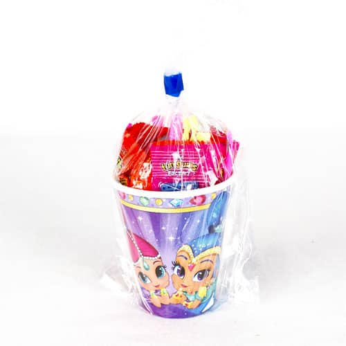 Shimmer and Shine Candy Cup