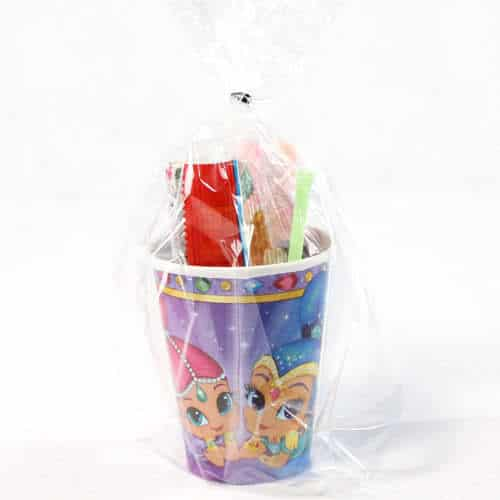 Shimmer And Shine Toy And Candy Cup Product Image