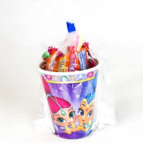 Shimmer and Shine Value Candy Cup Product Image
