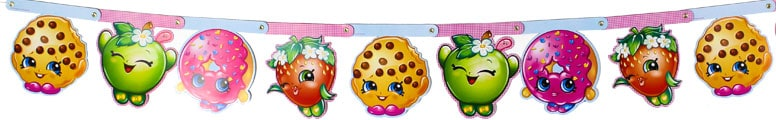 Shopkins Jointed Banner 155cm