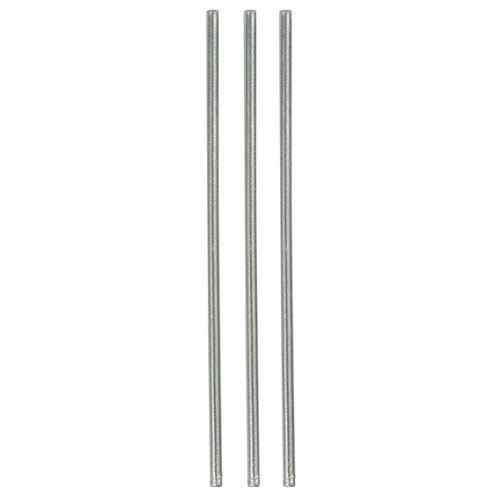 Silver Sparkler Birthday Candles 10cm - Pack of 18 Product Image