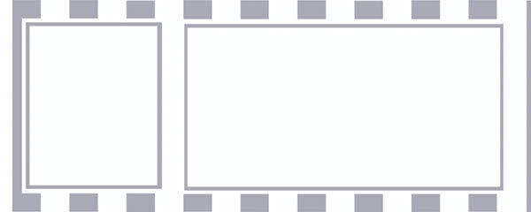 Silver Stripes Design Small Personalised Banner - 4ft x 2ft