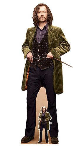 Sirius Black Harry Potter Lifesize Cardboard Cutout 178cm Product Image