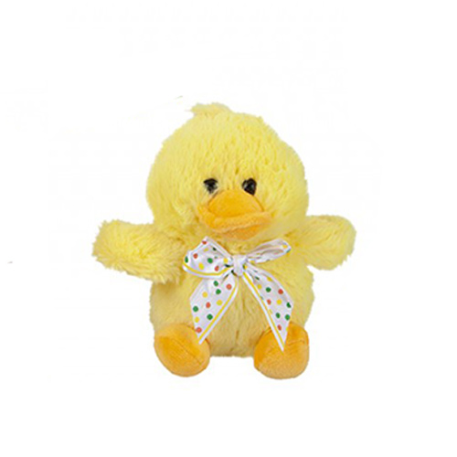 Sitting Plush Chick Easter Soft Toy 14cm