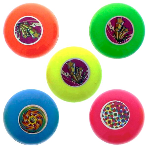 Assorted Small Plain Colour Yo-Yo Product Image