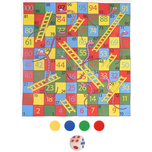 Snakes And Ladders Game Product Image