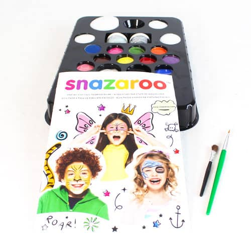 Snazaroo Ultimate Party Face Paint Kit Product Image