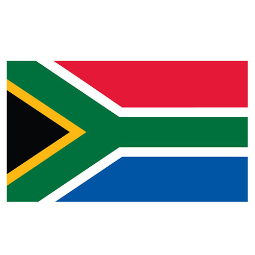 South Africa Flag 5 x 3 ft Product Image