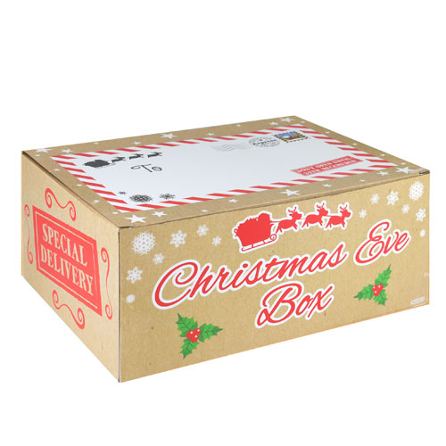 Special Delivery Christmas Eve Box 35cm Product Image
