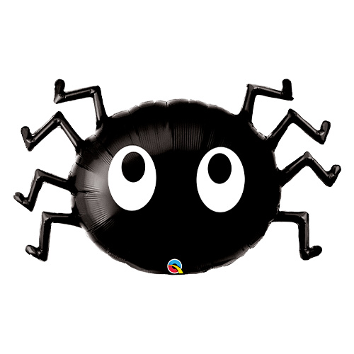 Spider Eyes Halloween Helium Foil Giant Qualatex Balloon 99cm / 39 in Product Image