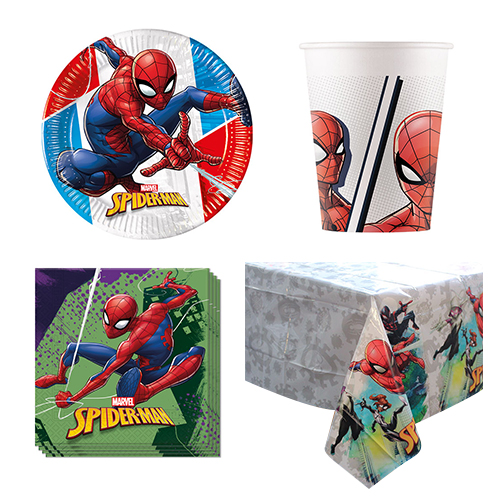 Spider-Man 8 Person Value Party Pack Product Image