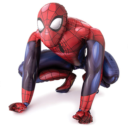 Spider-Man Airwalker Foil Balloon 91cm / 36 Inch