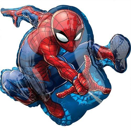Spider-Man Helium Foil Giant Balloon 73cm / 29  in Product Image