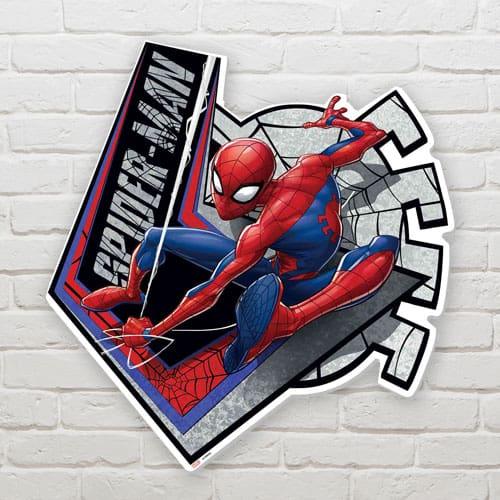 Spiderman Webbed Wonder Wall Art 70cm