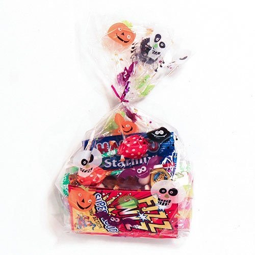 Spooky Smiles Halloween Sweets Treat Bag 125g Product Image