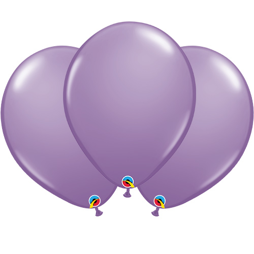 Spring Lilac Latex Qualatex Balloons 40cm / 16 in - Pack of 50 Product Image