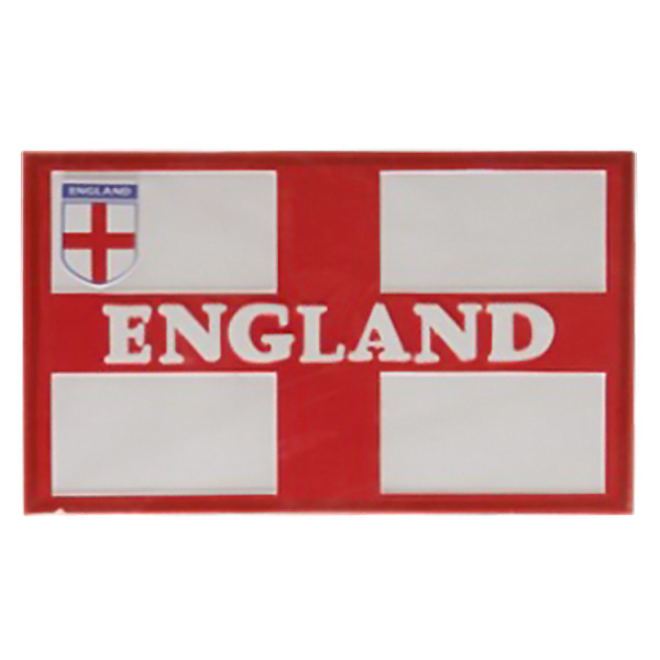 England St George's Supporters Car Plaque - 11.5 Inches / 29.5cm
