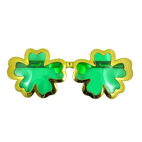 St. Patrick's Day Giant Novelty Fancy Dress Glasses Product Image