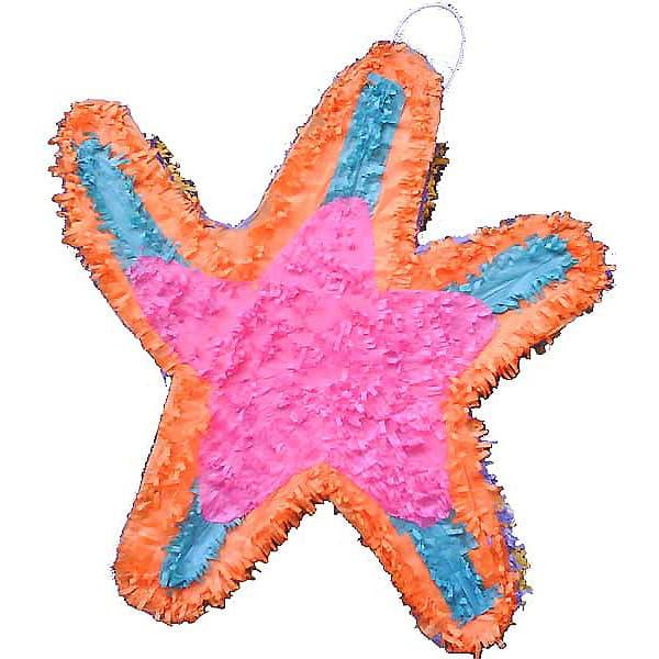 Star Fish Standard Pinata Product Image