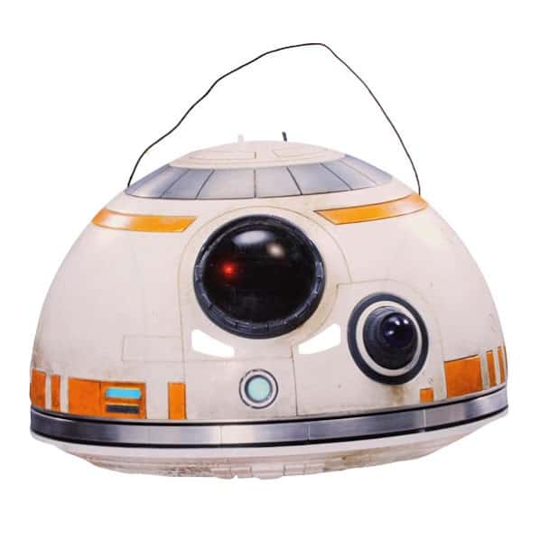 Star Wars BB-8 Cardboard Face Mask Product Image