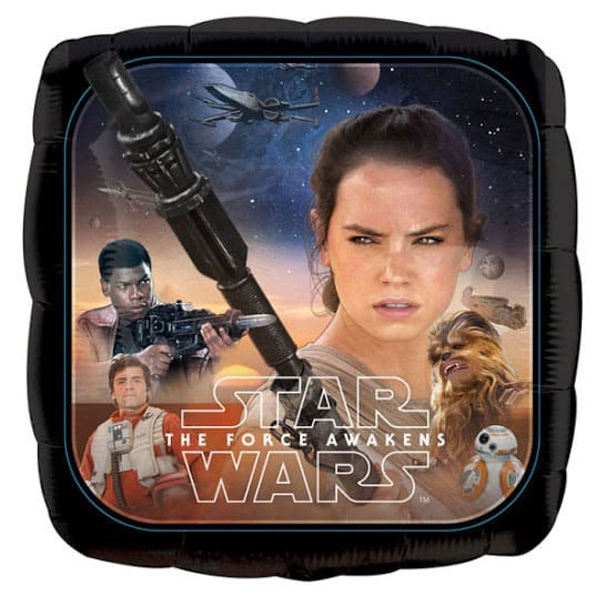 Star Wars Force Awakens Foil Helium Balloon 43cm / 17Inch Product Image