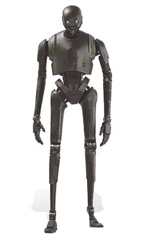 Star Wars K-2SO Droid Lifesize Cardboard Cutout - 194cm Product Image