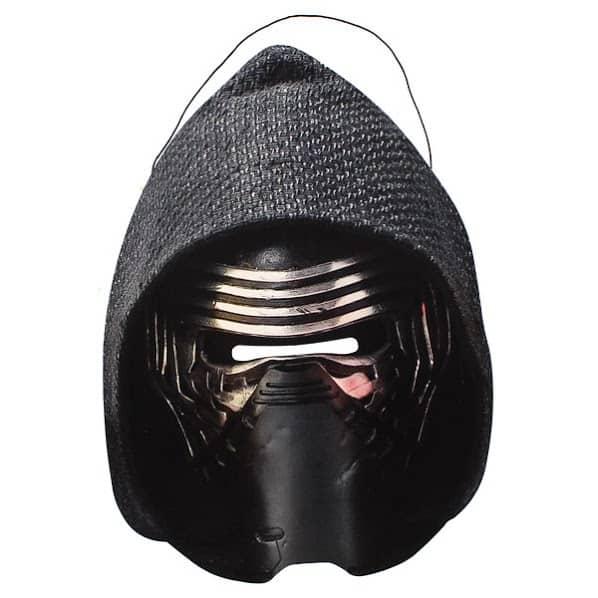 Star Wars Kylo Ren Cardboard Face Mask Product Image