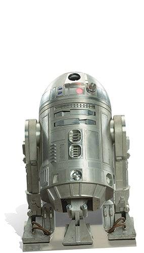 Star Wars R2-BHD Lifesize Cardboard Cutout - 93cm Product Image