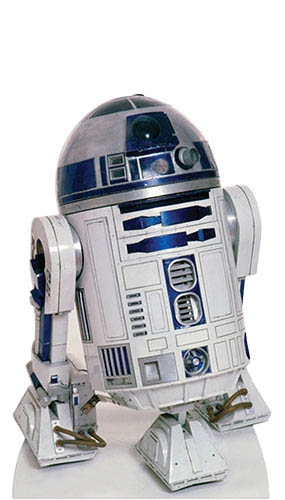 Star Wars R2-D2 Lifesize Cardboard Cutout - 96cm Product Image