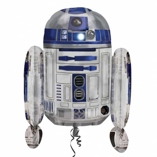 Star Wars R2D2 Helium Foil Giant Balloon 66cm / 26 in Product Image