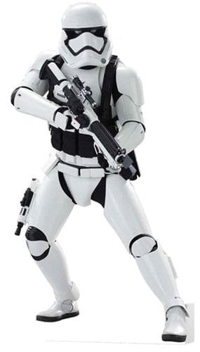 Star Wars Stormtrooper Lifesize Cardboard Cutout - 172cm Product Image