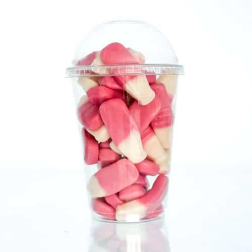 Strawberry Milkshake Jelly Sweets - 12 oz Product Image