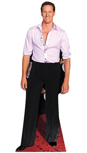 Strictly Come Dancing Brendan Cole Lifesize Cardboard Cutout - 184cm Product Image