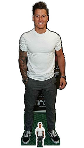 Strictly Come Dancing Gorka Marquez Lifesize Cardboard Cutout 176cm Product Image