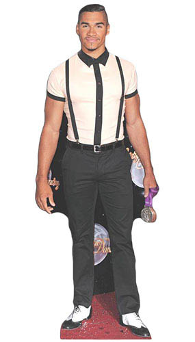 Strictly Come Dancing Louis Smith Lifesize Cardboard Cutout - 180cm Product Image