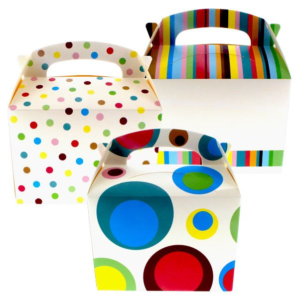 Stripes and Dots Party Box Product Image