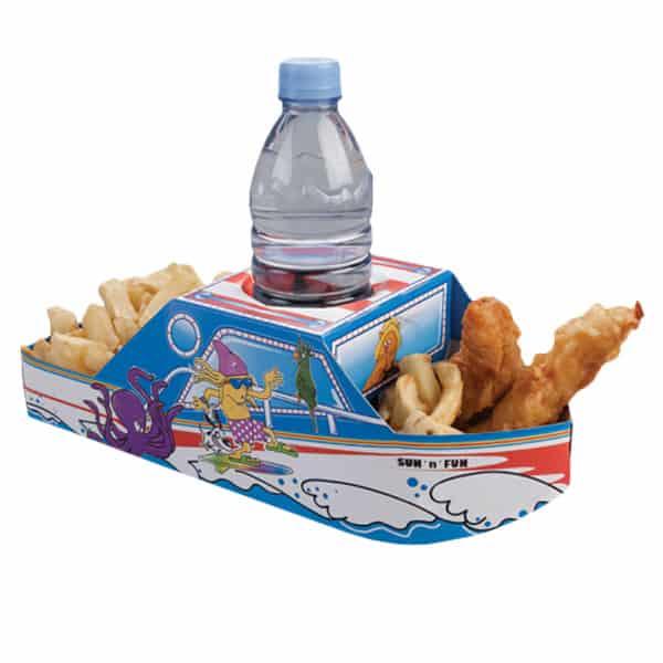Sun N Fun Boat Combi Meal Box