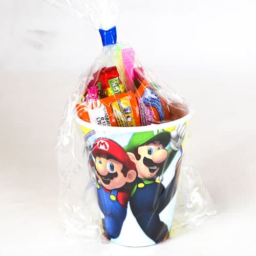 Super Mario Value Candy Cup Product Image