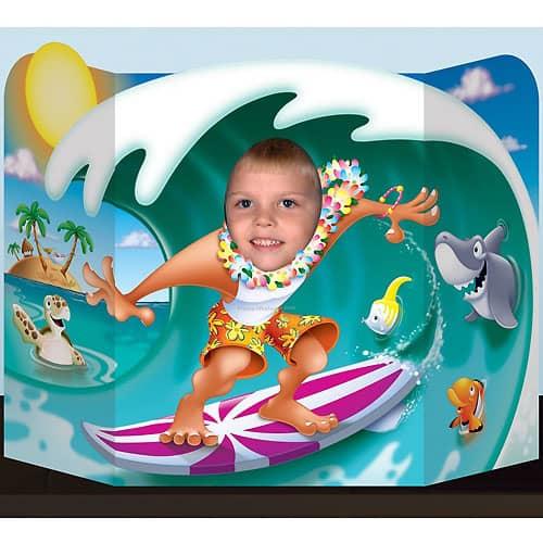 Surfer Dude Photo Prop - 64cm