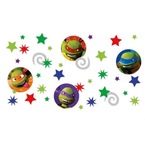 Teenage Mutant Ninja Turtles Confetti - 34grams