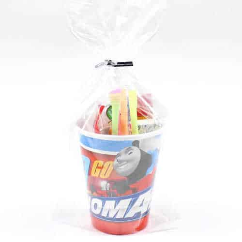 Thomas and Friends Toy and Candy Cup